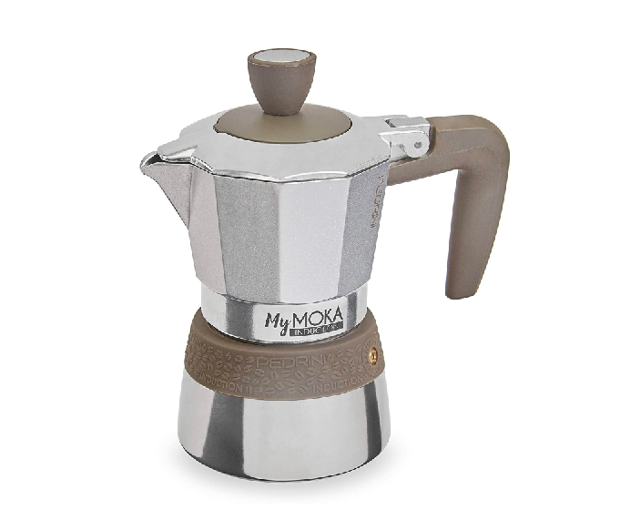 Cafetera Pedrini My Moka Induction